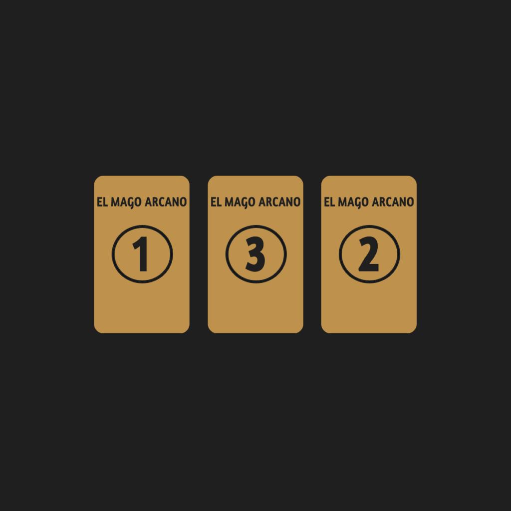 Tirada De Tres Cartas El Mago Arcano