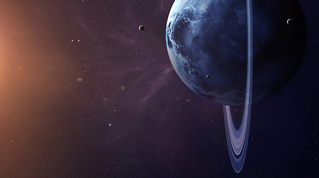 Urano Astrología