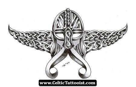 tatuajes vikingos dise os de tatuaje celta para hombre y mujer ejemplos. Black Bedroom Furniture Sets. Home Design Ideas