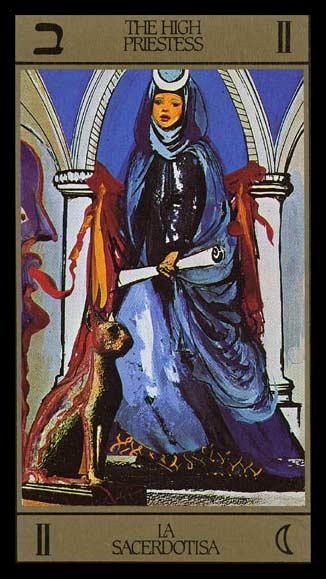 La Sacerdotisa