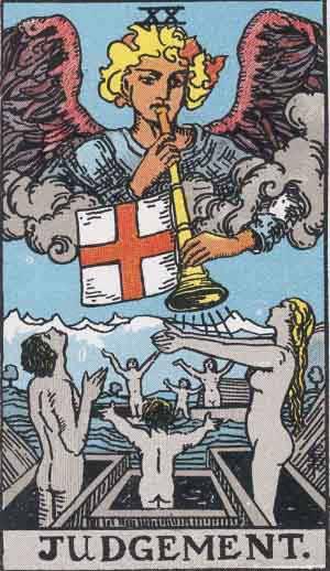 El Juicio Tarot