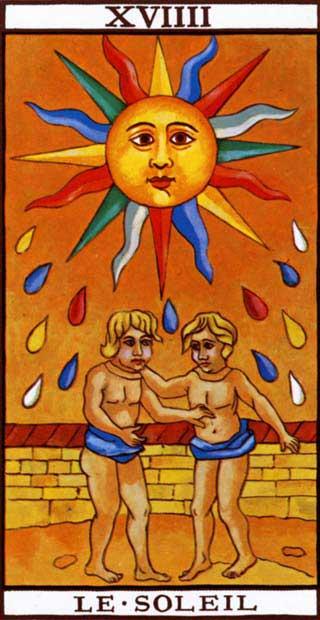 El Sol Tarot